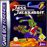 Jazz Jackrabbit (Game Boy Advance)